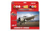 Grumman F4F-4 Wildcat (Starter set)