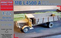 MB L4500 A (Allrad) Einheits-Fahrerhaus