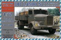 DB L4500 Stahl-Fahrerhaus