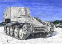 Munitionsfahrzeug 38 (t) Ausf. M