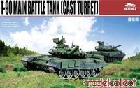 T-90 Main Battle Tank (cast turret)