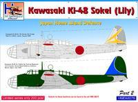 Kawasaki Ki-48 Japan Home Island Defence (obrana) part 2