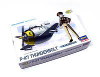 P-47 Thunderbolt Eggplane