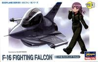 F-16 Fighting Falcon Eggplane