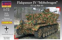 """Flakpanzer IV """"Mobelwagen"""""""