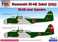 Kawasaki Ki-48 over Sumatra part 1