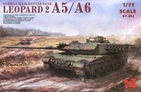 LEOPARD II A5/A6 EARLY/A6 LATE, 3 IN 1