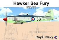 Hawker Sea Fury FB.11  Royal Navy