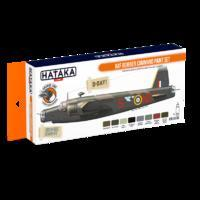 RAF Bomber Command Paint Set, sada barev