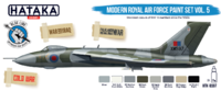 Modern Royal Air Force Paint Set VOL.5, sada barev
