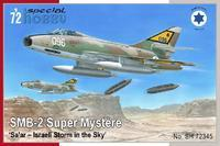 SMB-2 Super Mystere 'Sa'ar – Israeli Storm in the Sky'