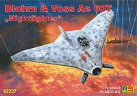 "Blohm & Voss Ae 607 ""Nightfighter"""