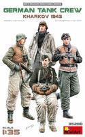 German Tank Crew Kharkov 1943