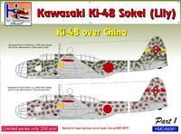 Kawasaki Ki-48 over China part 1