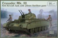 Crusader Anti Air Tank Mk. III with Oerlikon Guns - přijímáme předobjednávky / pre-orders