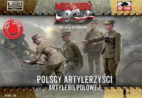 Polscy Artylerzysci Artyrelii Polowej