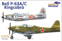 Bell P-63A/C Kingcobra