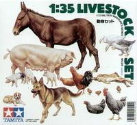Live Stock Set - domácí zvířata