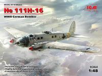 Heinkel He 111H-16 German Bomber