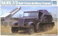 Sd.Kfz. 7/3 Half Track Artillery Tractor