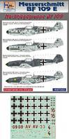 Messerchmitt BF 109 E - Nachtjagdgruppe BF 109 part 1