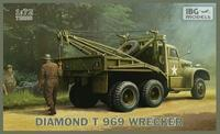 Diamond T969 Wrecker