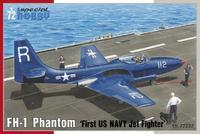 "FH-1 Phantom ""First US Navy Jet Fighter"""