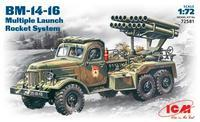 BM-14-16 Multiple Launch Rocket System