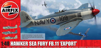 "Hawker Sea FuryFB. II ""Export Edition"""