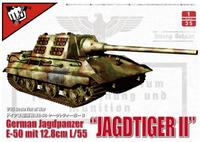 "German Jagdpanzer E-50 12.8cm l/55 ""Jagdtiger"""