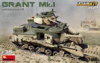 Grant Mk.I   w/ Interior Kit