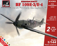 "BF 109 E-3/E-4 Set 1 ""WWII: in the Beinning"""