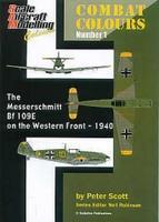 ComCol No.1 Bf 109 1940