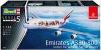 Airbus A380-800  Emirates Wildlife