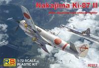 Nakajima KI-87 II