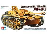 STUG .III Ausf. G early