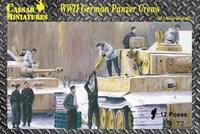 WWII German Panzer Crews (Sets2)