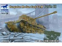 Hingarian Medium Tank 43.M Turan III