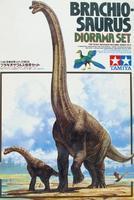 Brachiosaurus Diorama Set