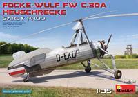 Focke -Wulf FW C.30A Heuschrecke Early prod.