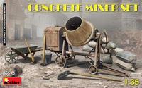 Concrete Mixer Set - Stavba míchačka