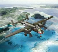 B-25 Mitchel Easy Click System