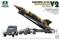 Hanomag SS100 Meilerwagon Rocket V2