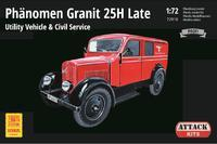 Phanomen Granit 25H Late Utility Vehicle& Civil Service