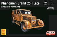 Phanomen Granit 25H Late Wehrmacht Ambulance