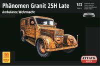 Phanomen Granit 25H Late Wehrmacht Ambulance