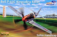 Bell P-63 KingCobra Racer - Sohio Handicap