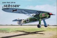 "Focke Wulf FW-56 ""Stosser"" Luftwaffe"