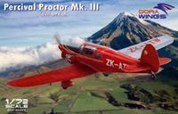 Percival Proctor MK. III (Civil Service)