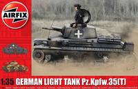 German Light Tank Pz.Kpfw. 35 (T)